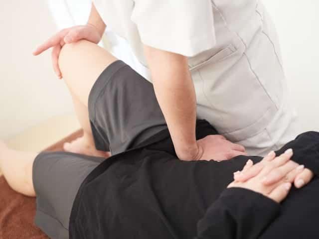 優しい力加減の施術で骨盤の歪みを整えて症状を改善します